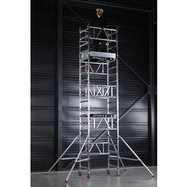 ALTREX ALTREX Mi-Tower, Ein-Mann-Gerüst, Alu-Rollgerüst 75-120 4,20 bis 6,20 m