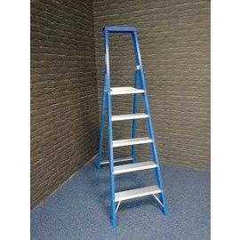 ASC ® Stufenstehleiter 1 x 5 Stufen
