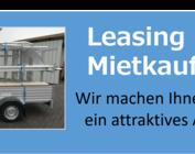 Leasing / Mietkauf