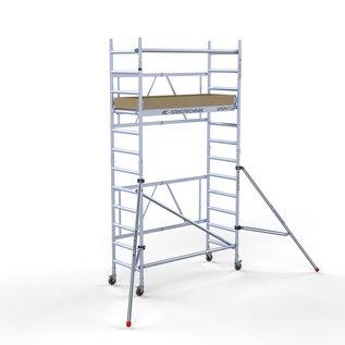 AC Steigtechnik AC xPress PRO-S Zimmerfahrgerüst, Rollgerüst, TÜV/GS geprüft, 3,0 bis 7,80 m