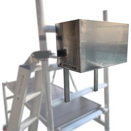 AC Steigtechnik Werkzeugbox zum einhängen am Rollgerüst