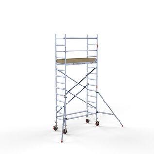 AC Steigtechnik PRO-S 200 Alu-Rollgerüst 4 - 14 Meter Arbeitshöhe