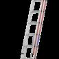 HYMER HYMER Mehrzweckleiter, zweiteilig, Standard 4045