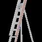 HYMER HYMER Obstbaumleiter zweiteilig mit ausziehbaren Stützen