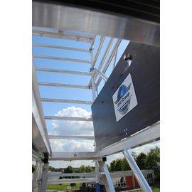 ASC ® Treppenturm 135-250, mit 14 m Arbeitshöhe