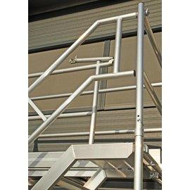 AC Steigtechnik Treppenturm 135-190 mit 4 m Arbeitshöhe