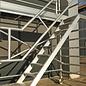 AC Steigtechnik Treppenturm, Gerüstturm mit 190 cm Plattformlänge, 135er Rahmenbreite