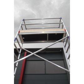 AC Steigtechnik Alu-Rollgerüst 75-200 bis 4,30 m, Profi