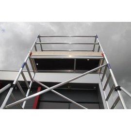 ASC ® Alu-Rollgerüst 75-200 bis 5,30 m, Profi