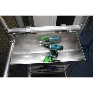 ASC ® Werkzeugbox zum einhängen am Rollgerüst