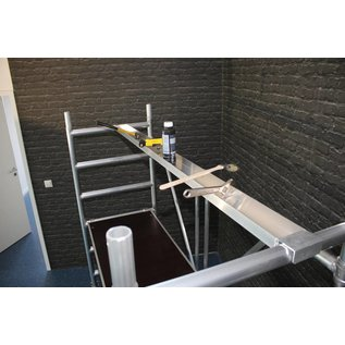 AC Steigtechnik Werkzeugablage / Werkzeugbank für ASC Rollgerüste 2,50 m