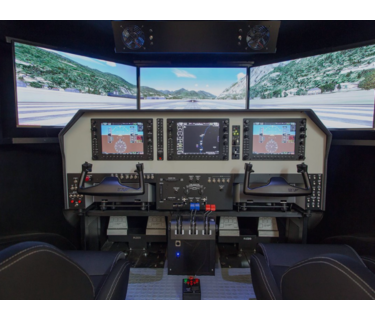 The biggest flight simulation hardware collection!