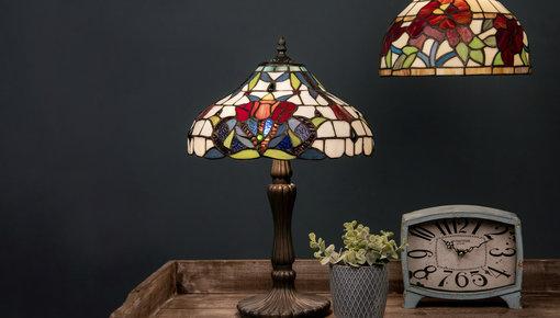 Tiffany Tafellampen