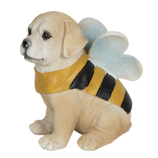 Clayre & Eef Decoratie hond 12*9*13 cm 6PR3120