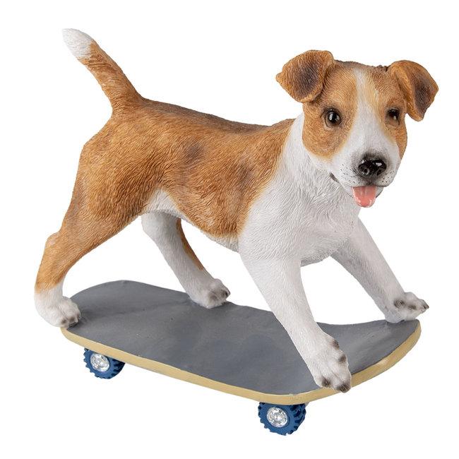 Clayre & Eef Decoratie hond 18*9*18 cm 6PR3349