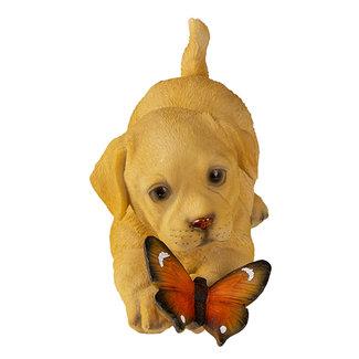 Clayre & Eef Clayre & Eef Decoratie hond 20*8*11 cm 6PR3361
