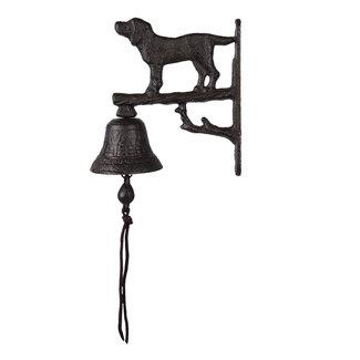 Clayre & Eef Clayre & Eef Bel hond 8*15*20 cm 6Y4570
