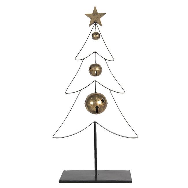 Clayre & Eef Decoratie kerstboom 37*15*72 cm 5Y0745
