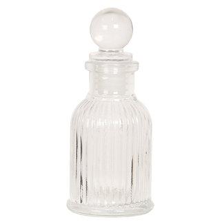 Clayre & Eef Clayre & Eef Parfumflesje Ø 4*10 cm / 45 ml 6GL2532