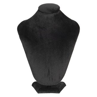 Clayre & Eef Clayre & Eef Sieraden display zwart 16*10*23 cm MLDS0053Z