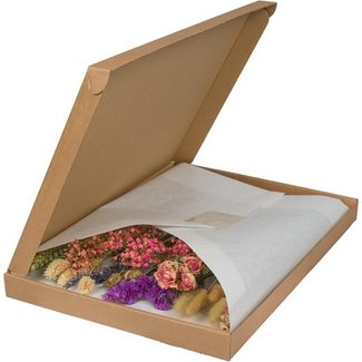 Thils Living NEW! Wild Flowers: Droogbloemen in Letterbox Pink WF024