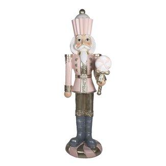 Clayre & Eef Clayre & Eef Decoratie notenkraker 56*48*178 cm 5PR0080
