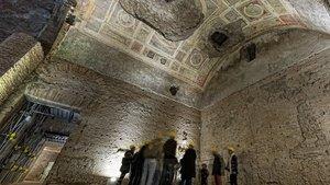 Een 2000 jaar oud monument uitgelicht met de modernste Smart Lighting