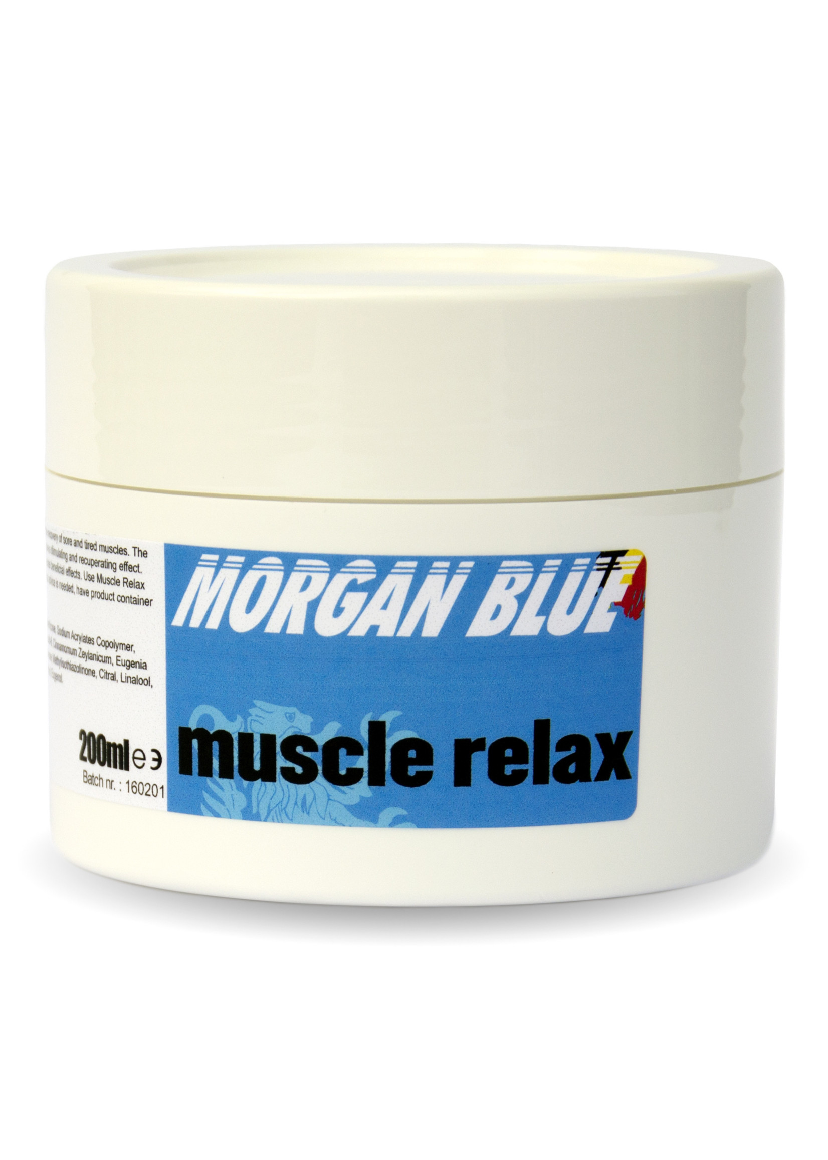Morgan Blue Muscle Relax