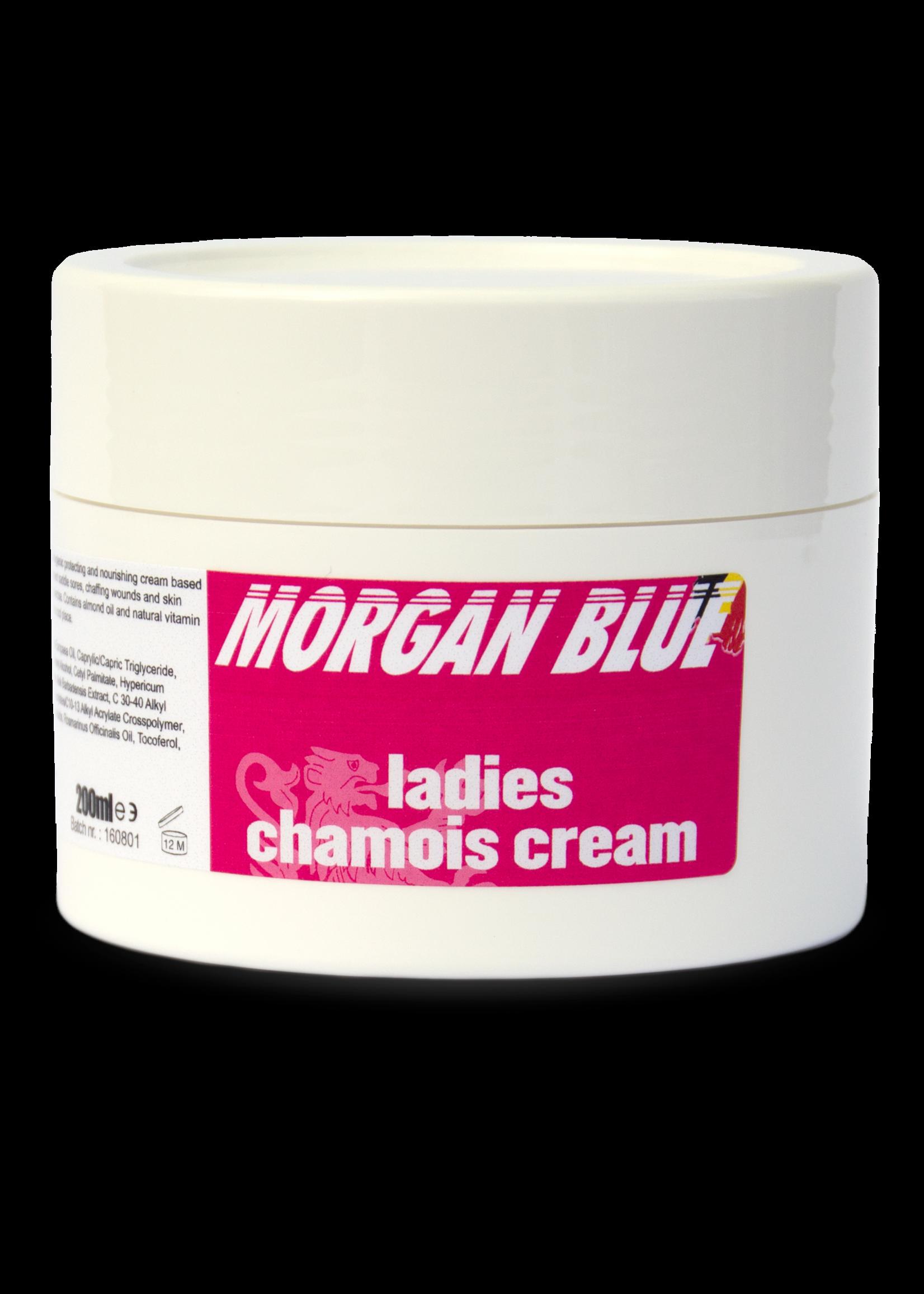 Morgan Blue Ladies Chamois Cream