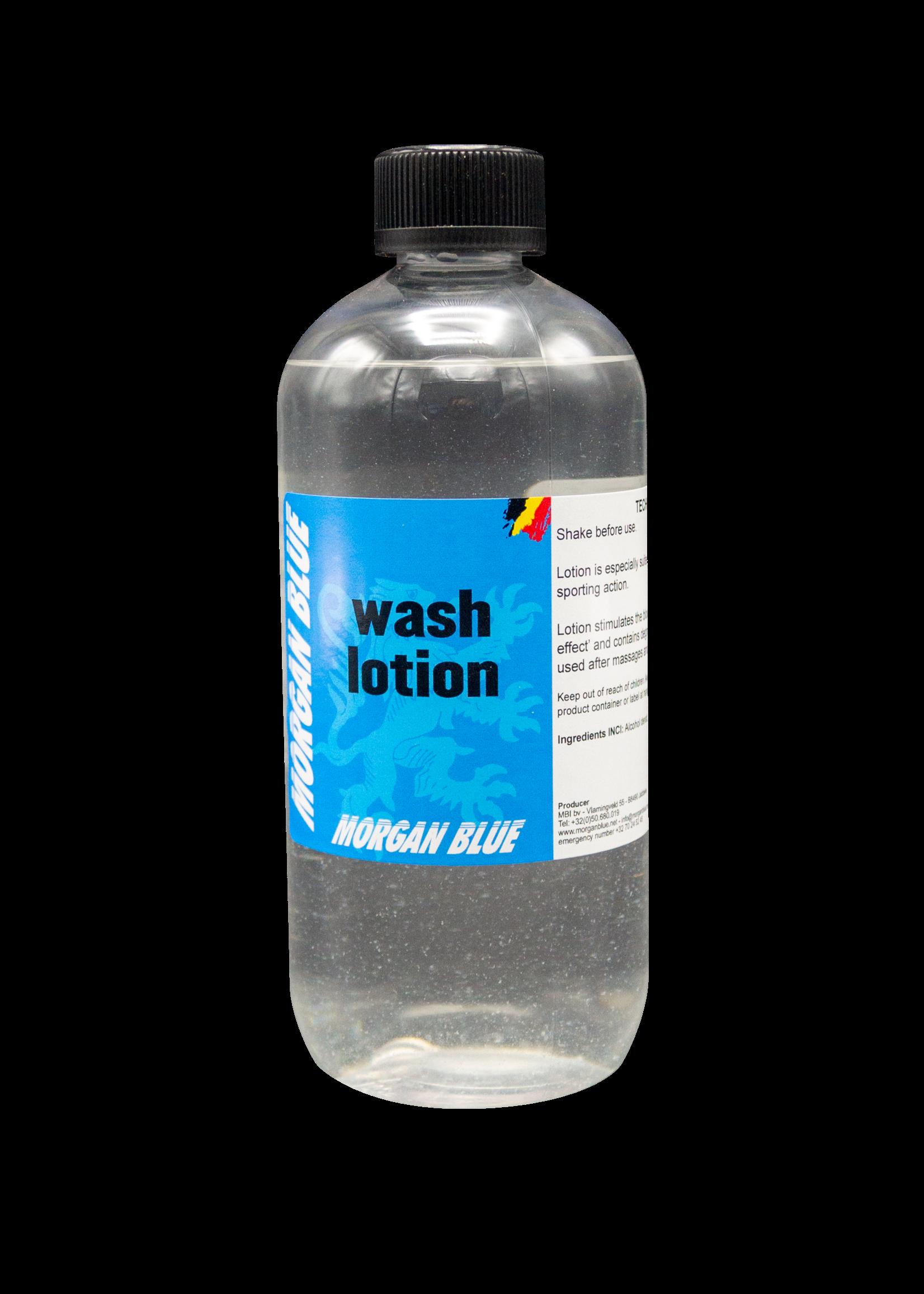 Morgan Blue Wash Lotion 500cc