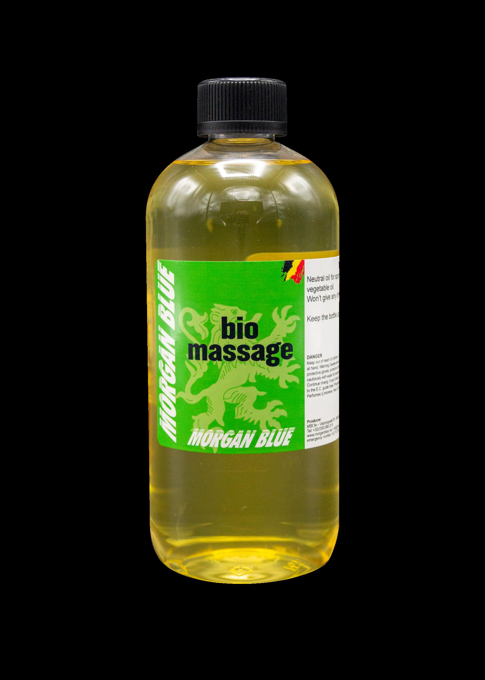 Morgan Blue Bio Massage Oil
