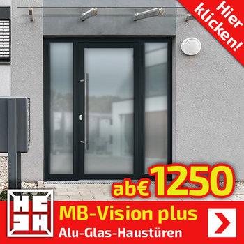 MB-Vision Plus Alu-Haustüren