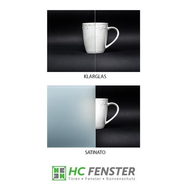 Alu-Haustür MB-86 Vision Plus Alchena - Ral 7001 Silbergrau