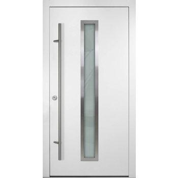 Ultra-Energiespar-Passivhaustür 92mm  DS92 M01 Farbe Weiß