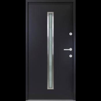 Haustür Nebeneingangstür AT/ATS56 M501 Farbe Anthrazit