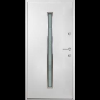 Haustür Nebeneingangstür AT/ATS56 M501 Farbe Weiß