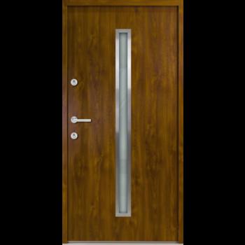 Haustür Nebeneingangstür AT/ATS56 M501 Farbe Goldene Eiche
