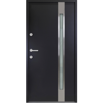 Haustür Nebeneingangstür AT/ATS56 M504 Farbe Anthrazit