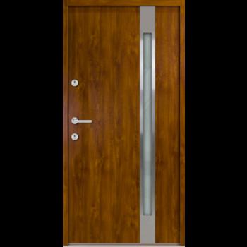 Haustür Nebeneingangstür AT/ATS56 M504 Farbe Goldene Eiche