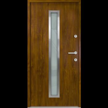 Haustür Nebeneingangstür AT/ATS56 M600 Farbe Goldene Eiche