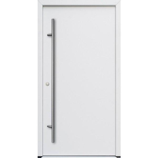 Haustür DS68AC M00 Farbe Weiß