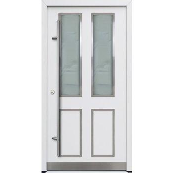 Haustür DS68AC M09 Farbe Weiß