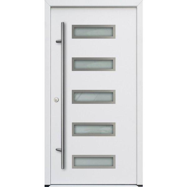 Haustür DS68AC M11 Farbe Weiß
