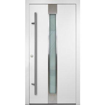 Haustür DS92 M05 Farbe Weiß