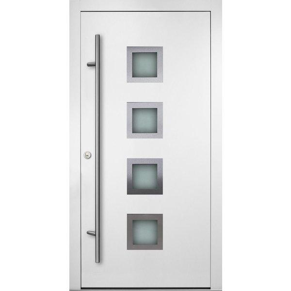Haustür DS92 M13 Farbe Weiß