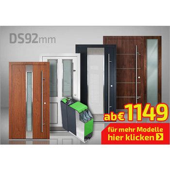 Haustüren Serie-DS 92mm