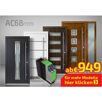 Haustüren Serie-AC 68mm