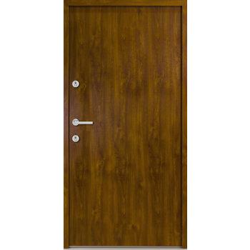 Haustür Nebeneingangstür ATU56 M507 Farbe Goldene Eiche