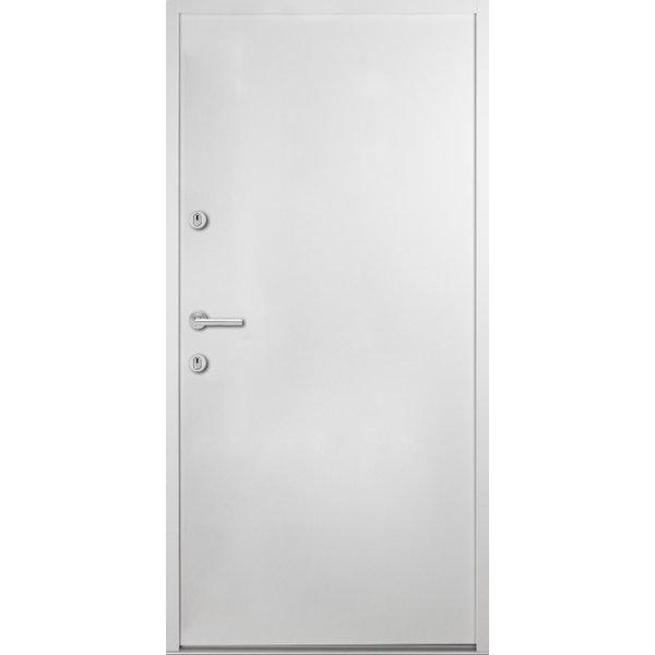 Haustür Nebeneingangstür ATU56 M507 Farbe Weiß