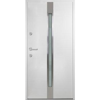 Haustür Nebeneingangstür ATU56 M505 Farbe Weiß